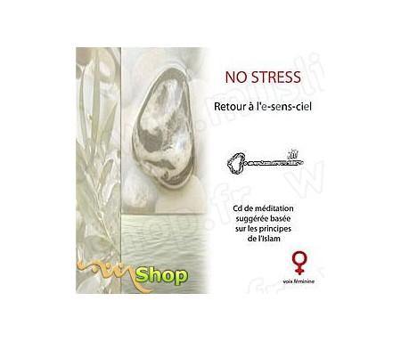 No-Stress - Retour à l'E-Sens-Ciel (CD de méditation, voix Féminine)