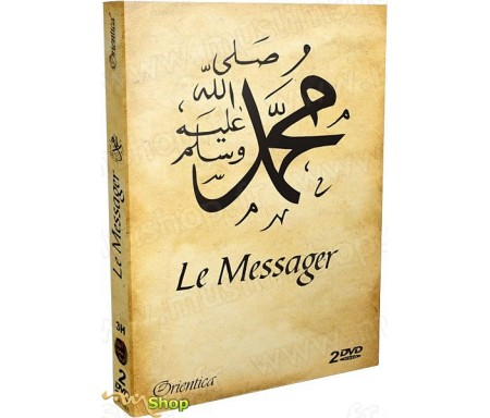 Le Messager (Film d'animations bilingue français / arabe en Coffret 2 DVD)