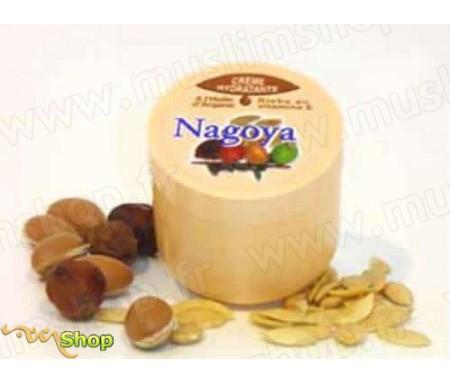 Crème hydratante à l'huile d'Argan Nagoya - 100ml