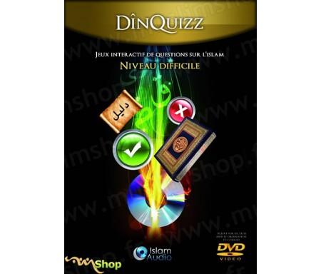 Dîn Quizz - Jeux interactif de questions sur l'islam (Niveau Difficile)