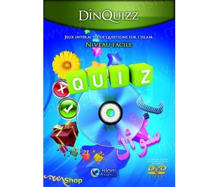 Dîn Quizz - Jeux interactif de questions sur l'islam (Niveau Facile)