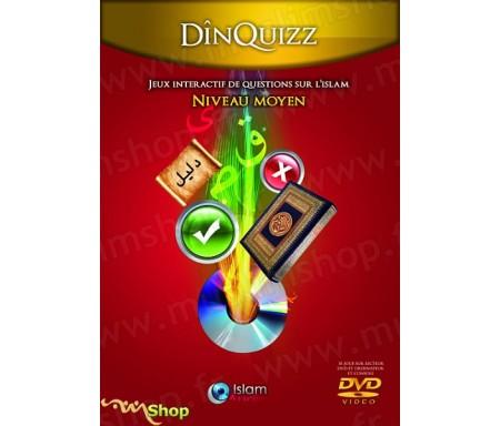 Dîn Quizz - Jeux interactif de questions sur l'islam (Niveau Moyen)