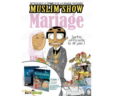 BD MuslimShow Mariage - Tome 2