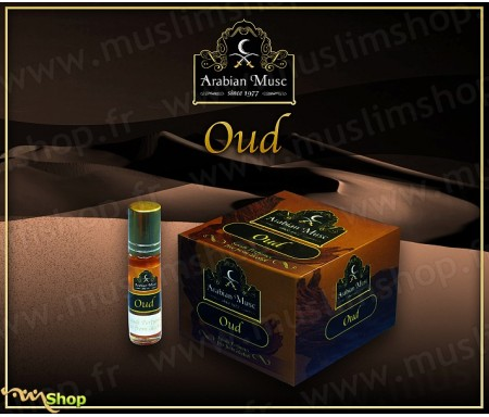 Parfum Stick Oud (8ml)