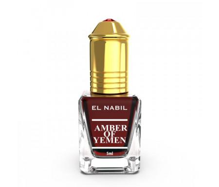 Parfum Amber of Yemen (Mixte) - 5ml