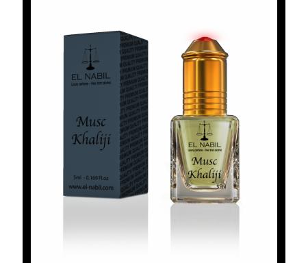 Parfum Musc Khaliji (Mixte) - 5ml