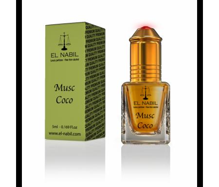 Parfum Musc Coco (Mixte) - 5ml