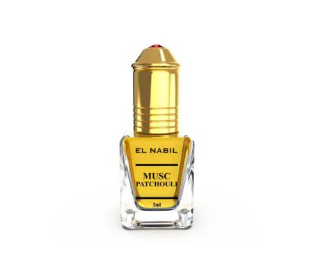 Parfum Musc Patchouli (Mixte) - 5ml
