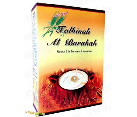 Talbinah Al-Barakah - Retour à la Sunna et à la Nature (Farine d'orge naturelle)