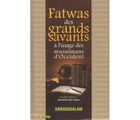 Fatwas des Grands savants à l'usage des Musulmans d'occident