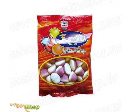 Bonbons Halal - Bisous Sucrées (200g)