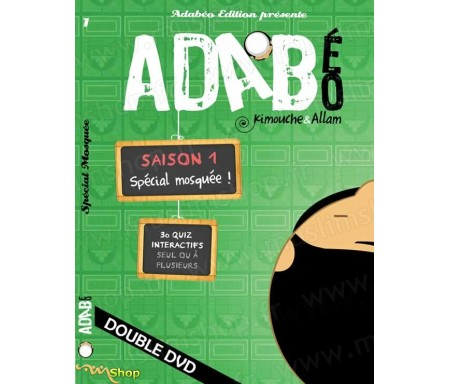 DVD Adabéo - Spécial Mosquée (Saison 1)