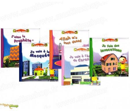 Pack Collection P'tit Muslim - A partir de 3 ans