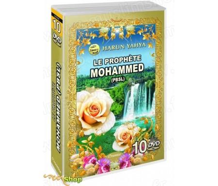 Coffret 10 DVD : Le Prophète Mohammed