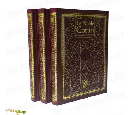 Exégèse - Tafsir du Saint Coran en 3 Volumes - Offre des Editions Universel