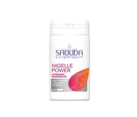 Power Energy Saouda Anti-fatigue