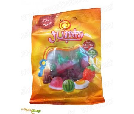 Bonbons Halal - Cerise Gélifiée (100g)