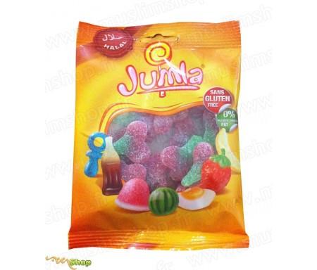 Bonbons Halal - Cerises Acidulés (100g)