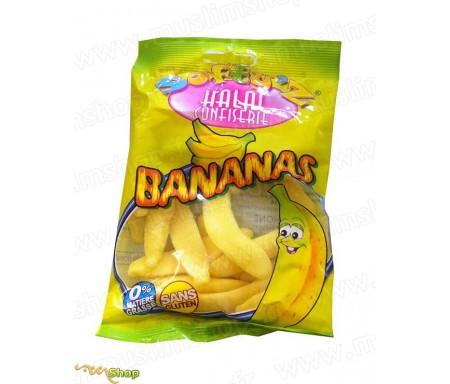 Bonbons Softy's Halal Confiserie - Bananes (100g)