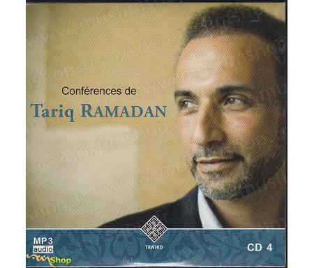 Conférences de Tariq Ramadan - CD4 / MP3 Audio