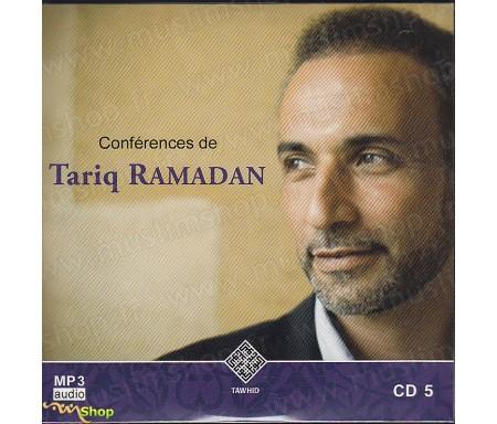 Conférences de Tariq Ramadan - CD5 / MP3 Audio