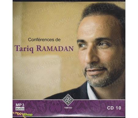 Conférences de Tariq Ramadan - CD10 / MP3 Audio