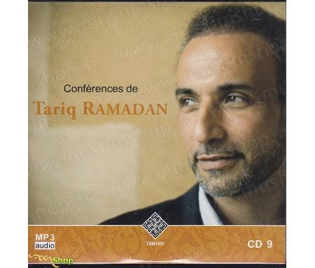 Conférences de Tariq Ramadan - CD9 / MP3 Audio