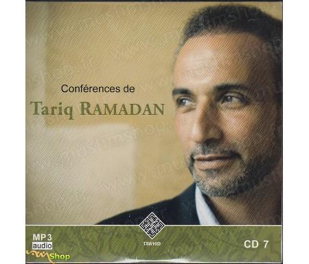 Conférences de Tariq Ramadan - CD7 / MP3 Audio