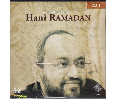 Conférences de Hani Ramadan - CD1 / MP3 Audio