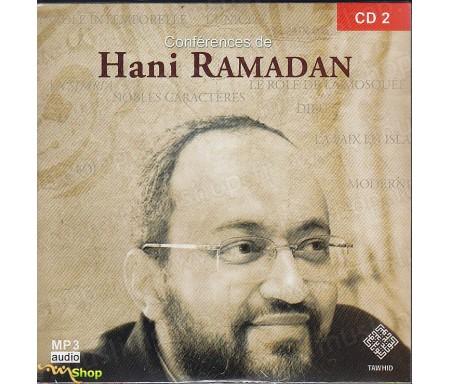 Conférences de Hani Ramadan - CD2 / MP3 Audio