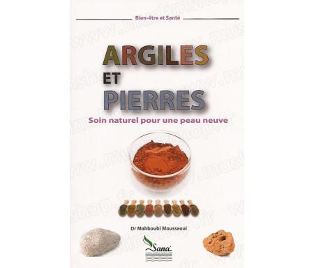 Argiles et Pierres - Soin naturel pour une peau neuve