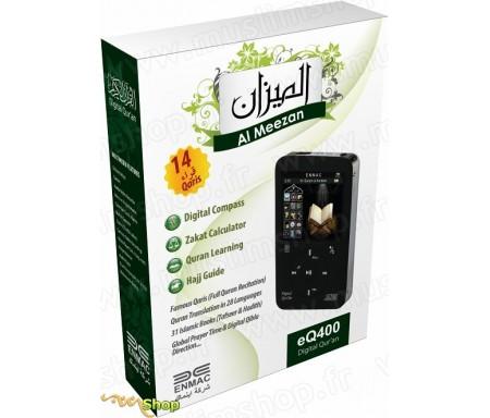 Digital Coran Enmac EQ400 (14 récitateurs complet) - Al Meezan