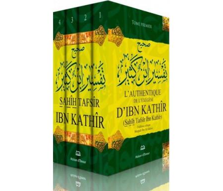 L'Authentique de l'Exegese Tafsir d'Ibn Kathir
