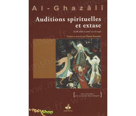 Livre des Auditions Spirituelles et de l'Extase