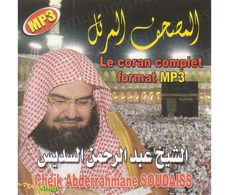 Le Coran complet au format MP3