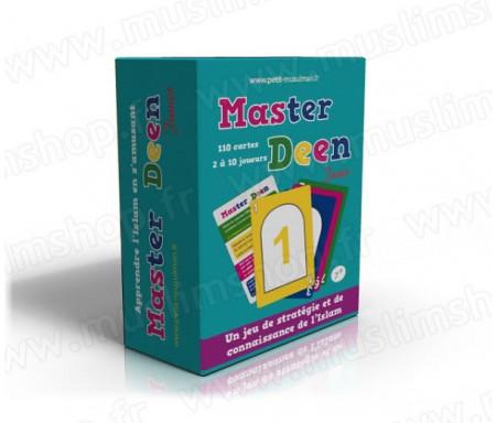 Jeu de cartes Master Deen 1 - Version Junior