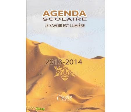 Agenda Scolaire 2013-2014