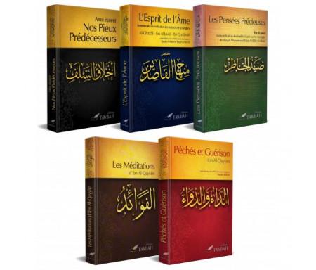 Pack Spiritualités 5 Livres Tawbah