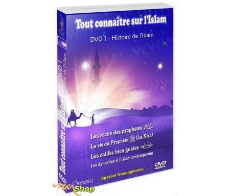 Jeu - Tout connaître sur l'islam : Histoire de l'islam - Quiz pour toute la famille (DVD 1)