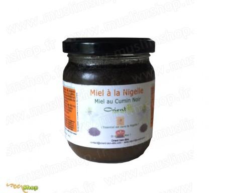 Miel à la Nigelle (Cumin Noir) 260g
