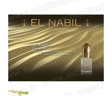 Parfum El Nabil - Musc Khalifa - 5 ml