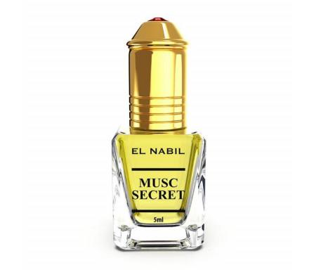 Parfum El Nabil - Musc Secret - 5 ml