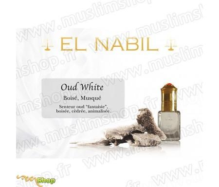 Parfum El Nabil - Oud White - 5 ml