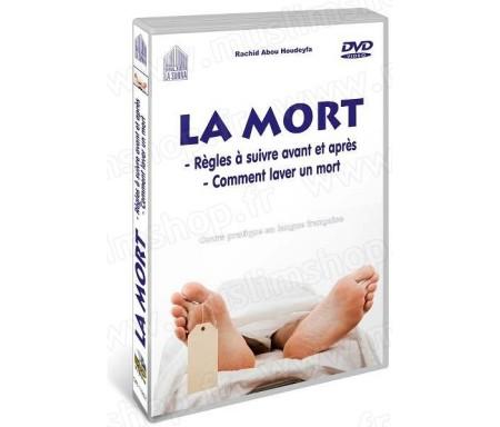 La mort : Règles à suivre avant et après - Comment laver un mort (Cours pratique en langue française en DVD)