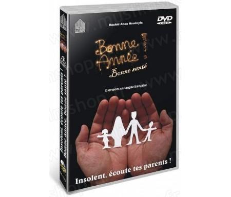 DVD Insolent, écoute tes parents ! - Bonne année, bonne santé ! (2 sermons en langue française)