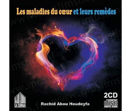 Les maladies du coeur et leurs remèdes (Conférence en langue française - 2 CD)