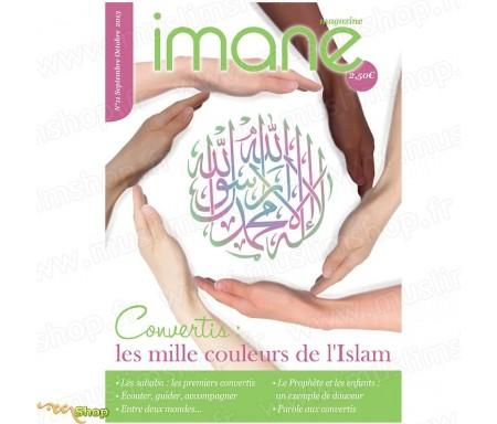 IMANE Magazine n°11 - Septembre / Octobre 2013