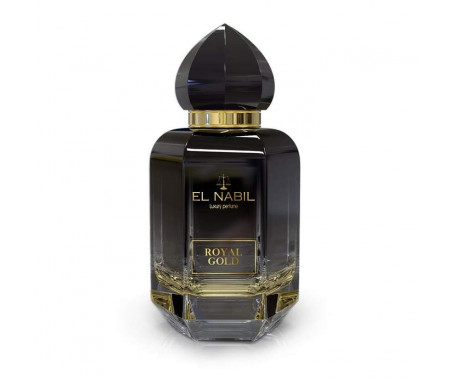 Eau de Parfum en Spray El Nabil : Musc Royal Gold - 50 ml