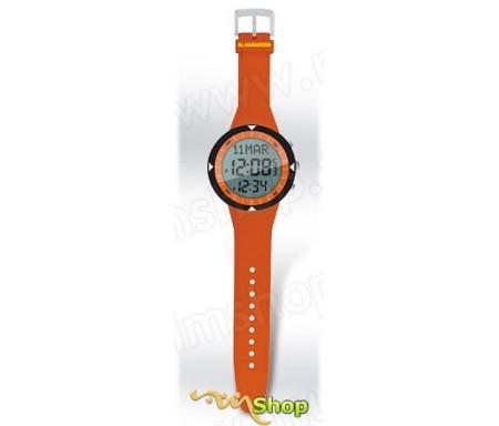 Montre Sport avec horaires des prières HA-6506 (Orange)