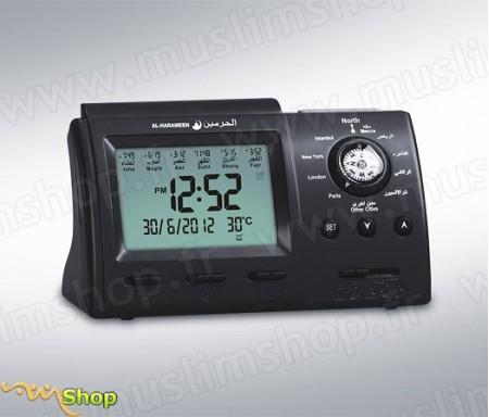 Réveil avec Adhan HA-3005